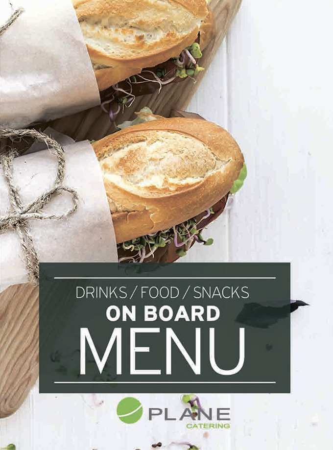 On Board Menu